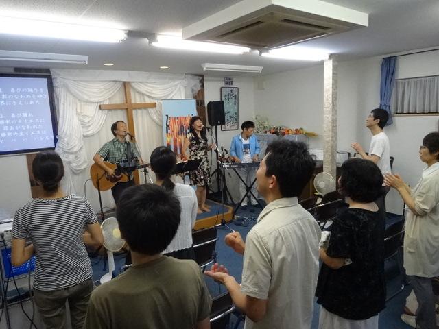 Z.C.L.at滑川プレイヤーヒルズチャーチ 17.8.4